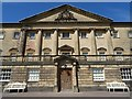 SE4017 : Columns and pediment, Nostell Priory by Philip Halling