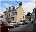 SN3860 : Albion Terrace side of the Royal India Brasserie, New Quay by Jaggery