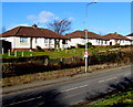SJ2978 : Bungalows above Liverpool Road, Neston by Jaggery