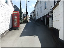 SW9980 : Port Isaac street scene by David Brown