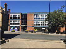 SE3320 : New City Apartments, 36 Wood Street, Wakefield by Robin Stott