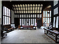 SD4615 : The Great Hall, Rufford by David Dixon