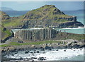 C9444 : Telephoto view of the Giant's Causeway by Humphrey Bolton