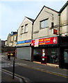 ST1599 : Vacant former Fortune House takeaway, Bargoed by Jaggery