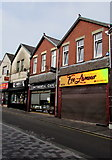ST1599 : Eve L'Amour beauty therapy salon, 50 Hanbury Road, Bargoed by Jaggery