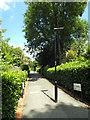 TQ2585 : Bracknell Way, Hampstead by Malc McDonald