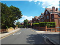 TQ2585 : Redington Road, Hampstead by Malc McDonald