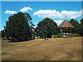 TQ2586 : Golders Hill Park, near Golders Green by Malc McDonald