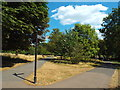 TQ2587 : Paths in Golders Hill Park, near Golders Green by Malc McDonald