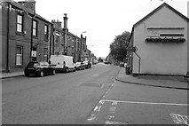 NS4927 : Loudoun Street, Mauchline by Billy McCrorie