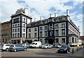 NY4055 : Hallmark Hotel, Carlisle by Alan Murray-Rust