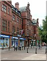 NY4055 : Crown and Mitre Hotel, Carlisle by Alan Murray-Rust