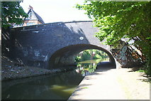 SP3380 : Cash's Bridge, #2 Coventry Canal by Roger Templeman