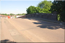 SP3380 : Cash's Bridge taking Cash's Lane over the Coventry Canal by Roger Templeman