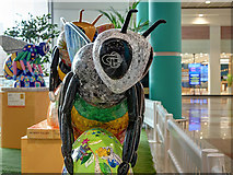 SJ8097 : Buzzin' at the Lowry Outlet Mall by David Dixon