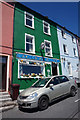 W8066 : Anchor Bar, East Hill, Cobh by Ian S