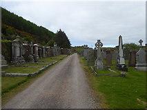NR7219 : Kilkerran Cemetery by Alpin Stewart
