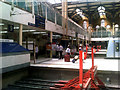 TQ3381 : Ticket Barriers at Liverpool Street Railway Station by Adrian Cable