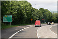 W6768 : Airport Road (N27) near to Togher by David Dixon