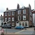 NY3956 : 6/8 & 10/12 Castle Street, Carlisle by Alan Murray-Rust