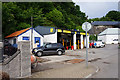 NM5055 : Harbour Garage, Tobermory by Ian S
