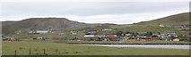 HU4039 : Blydoit from Castle Street, Scalloway, Shetland by Jo Turner