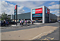 NT4936 : The Home Bargains Store in Galashiels : Week 28