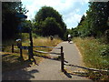 TQ4037 : Forest Way Country Park, East Grinstead by Malc McDonald