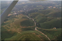 SO4494 : Carding Mill Valley and Bodbury Ring: aerial 2018 by Chris