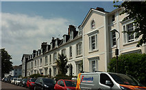 SX9364 : Terrace, Kent's Road, Wellswood by Derek Harper