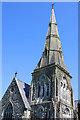 SH4556 : Church of St Twrog, Llandwrog by Jeff Buck