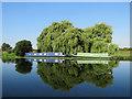 TL5065 : Blues and greens near Bottisham Lock : Week 29