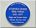 J3581 : Stephen Boyd plaque, Whitehouse, Newtownabbey (July 2018) by Albert Bridge