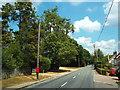 TQ4428 : Crowborough Road, Nutley by Malc McDonald