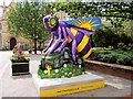 SJ8496 : Bee Inspired at the University of Manchester by David Dixon