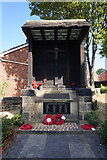 SE2837 : Meanwood Parish War Memorial by Ian S
