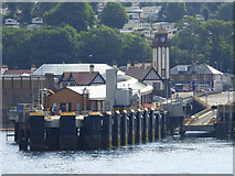 NS1968 : Wemyss Bay pier by Thomas Nugent