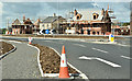 J2789 : New roundabout, Templepatrick Road, Ballyclare (July 2018) by Albert Bridge