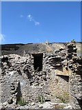 NY9700 : Furnace remains at Old Gang by Gordon Hatton