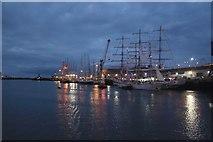 NZ4057 : Tall Ships, Corporation Quay, Port of Sunderland by Graham Robson