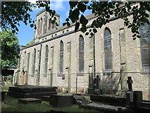 SO9590 : St John's Church, Kates Hill by David Weston