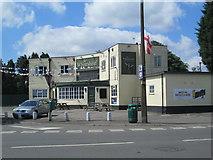 SO9689 : The Wheatsheaf, Turners Hill by David Weston
