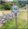 ST4854 : National Trust Sign: Black Rock by PAUL FARMER