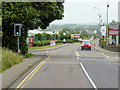 W4954 : Traffic Lights on the Bandon Relief Road by David Dixon