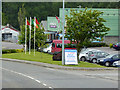 W5054 : Bandon Relief Road passing the Retail Park by David Dixon