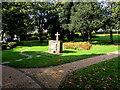 SM9005 : War Memorial garden, Milford Haven by Jaggery