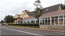 J0718 : The Carrickdale Hotel and Spa at Junction 20 of the N1 by Eric Jones