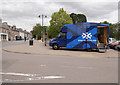 NH5246 : Mobile bank, Beauly Square by Craig Wallace