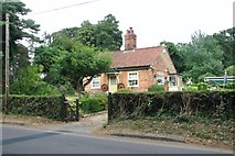 TG2407 : Yare Cottage in Whitlingham Lane by Evelyn Simak