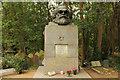 TQ2886 : Karl Marx by Richard Croft